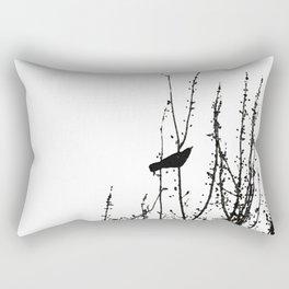 Murder of Crows #1 Rectangular Pillow
