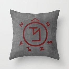 SP 04 Throw Pillow