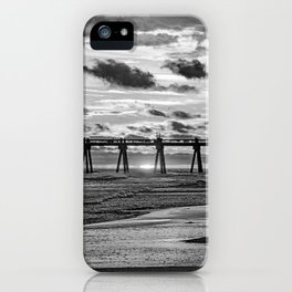 The sunset seeker iPhone Case