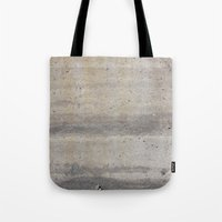 concrete Tote Bags featuring Concrete by Patterns and Textures