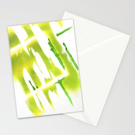Acid Spring Colors Stationery Cards