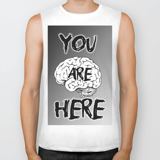 You are here Biker Tank