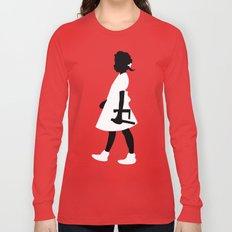 Ruby Walks Long Sleeve T-shirt