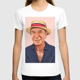 Hipstory - Leonard Cohen T-shirt