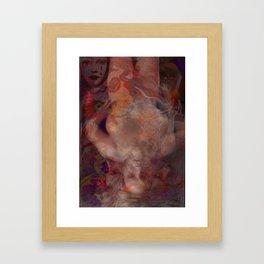 The Nightmare Again Framed Art Print