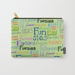 Funsies, 2 Carry-All Pouch