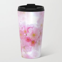 Japanese Cherry Tree Blossom Travel Mug