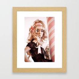Mannequin 97 Framed Art Print