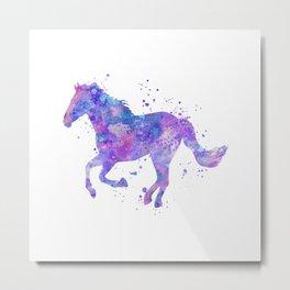 Fairytale Horse Metal Print
