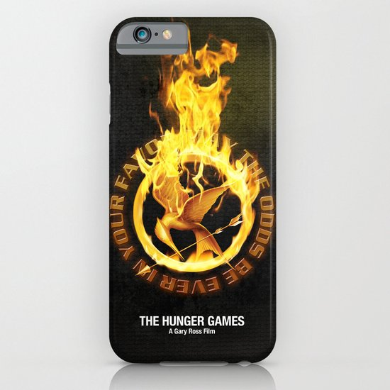 Hunger games 2 iPhone & iPod Case