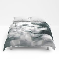 Young woman Comforters