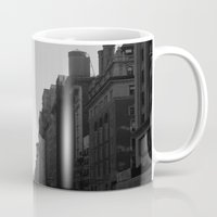 broadway Mugs featuring Broadway by Loved and Lost