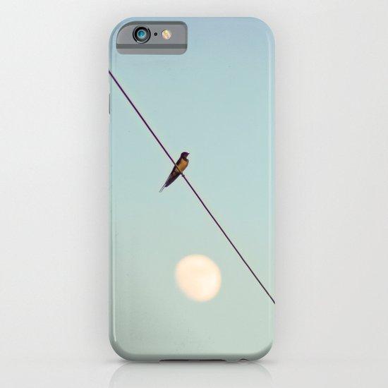 Bird on Wire iPhone & iPod Case