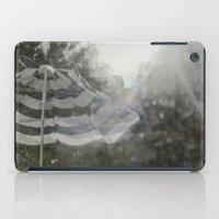 umbrella iPad Cases featuring Umbrella by Anja Hebrank