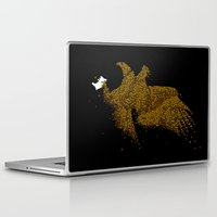 hunting Laptop & iPad Skins featuring Hunting by Flying Mouse 365