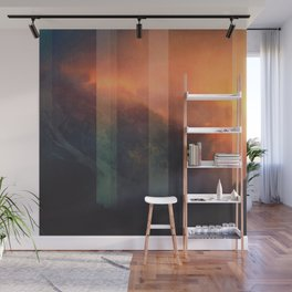 Fractions A98 Wall Mural