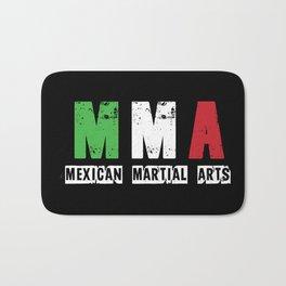 MMA - Mexican Martial Arts Bath Mat