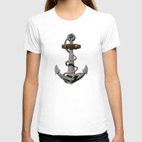 anchor T-shirts featuring Anchor by MacDonald Creative Studios