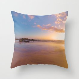 Hermanus, south Africa. Throw Pillow