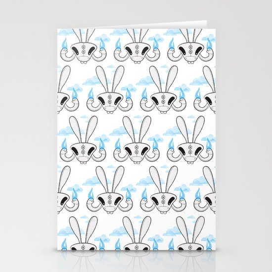 Rabbite Stationery Cards