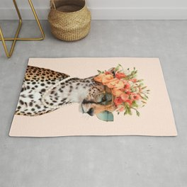 ROYAL CHEETAH Rug