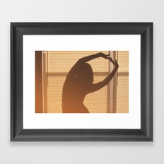 Afternoon Delight Framed Art Print