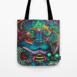 Busy Life By Tyler Aalbu Tote Bag