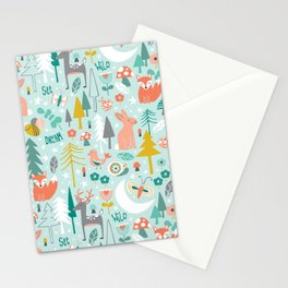 Forest Of Dreamers Stationery Cards