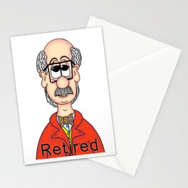 Retired... Stationery Cards