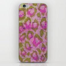 Leopard Sorbet iPhone & iPod Skin