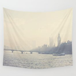 the city of London ... Wall Tapestry