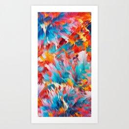Niode Art Print