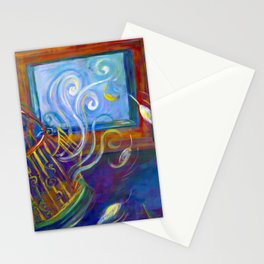 Freedom to Live Stationery Cards