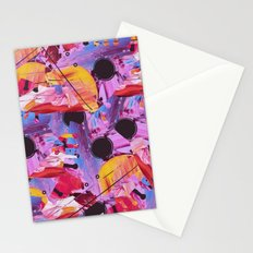 Sneak Out Stationery Cards