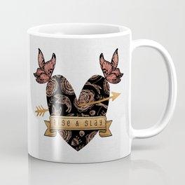 Rise & Slay Coffee Mug