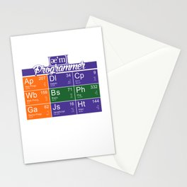 ae'm Programmer Stationery Cards