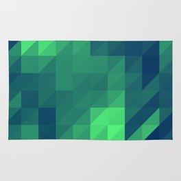 Polygon Nine Rug