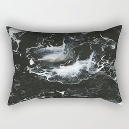 Dark ocean Rectangular Pillow