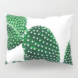Prickly Plant Pillow Sham