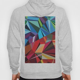 Colorful Mosaik Hoody