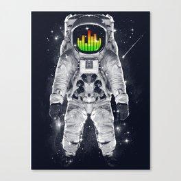 Astronomical Levels Canvas Print