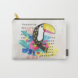 Tocan bird Carry-All Pouch