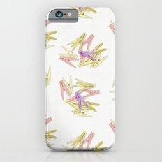Сlothespins Slim Case iPhone 6s