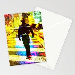 Skates Stationery Cards
