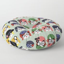 Annas Bakita  Patters Floor Pillow