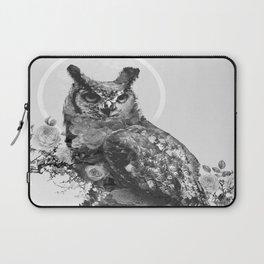 Moon Vertigo Laptop Sleeve