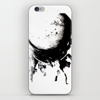 cup iPhone & iPod Skins featuring cup by gizem sevinç
