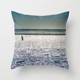 Chatham Cape Cod Massachusetts Throw Pillow
