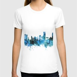 Boston Massachusetts Skyline T-shirt