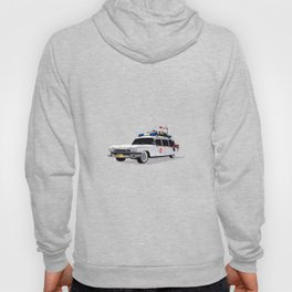 Ghostbusters Illustrated Ecto 1 Hoody
